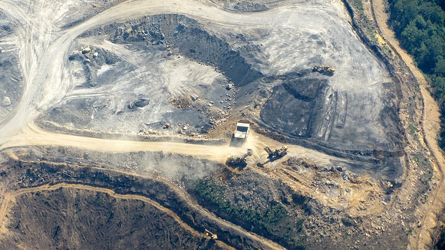 photo of coal mine in west virginia