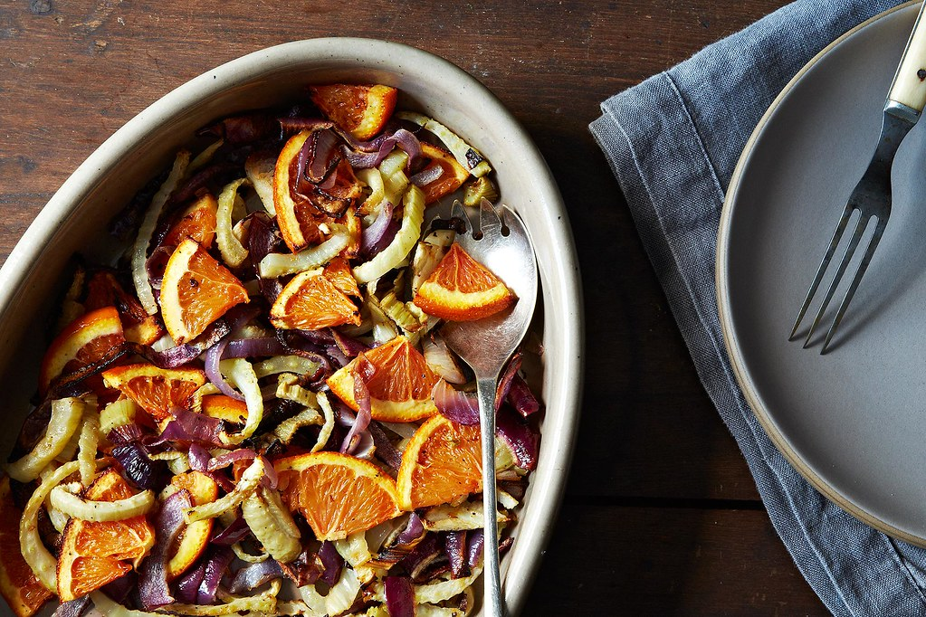 Fennel, Onion, and Orange Salad on Food52
