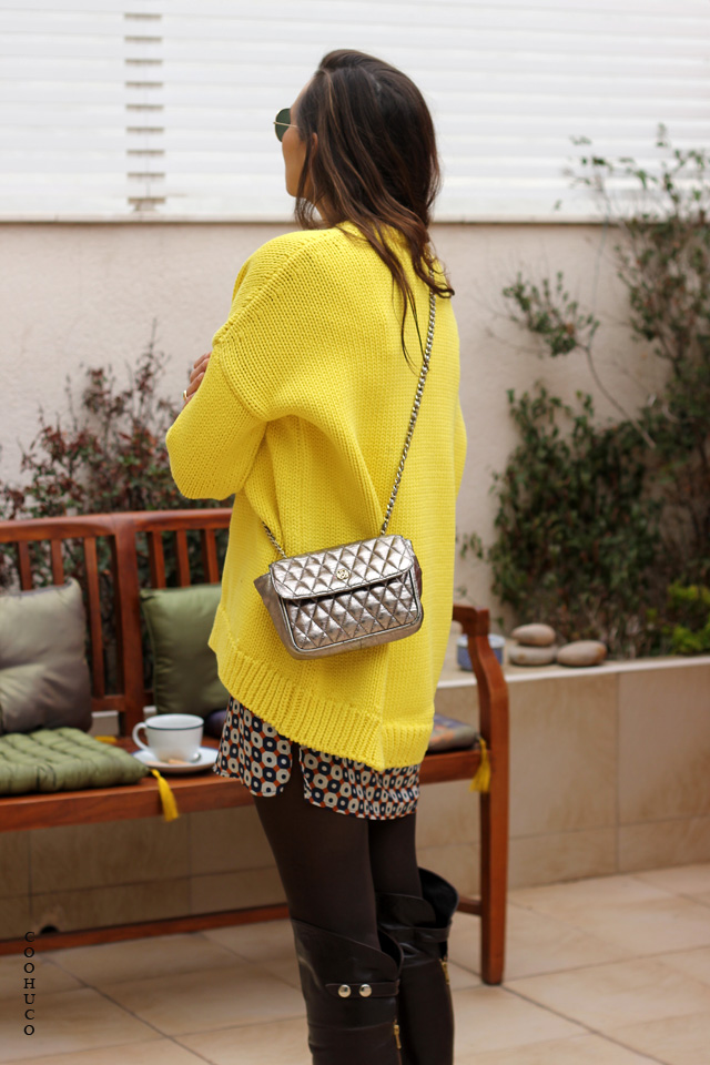 fashion trend yellow le carre 8
