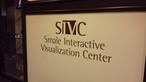 Smale Interactive Visualization Center, Miami University