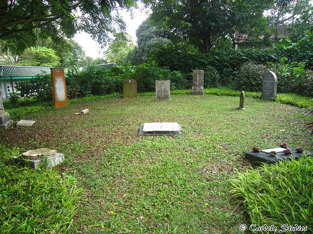 Bidadari Memorial Garden - Christian Section 01