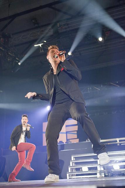 Backstreet Boys en Barcelona, Sant Jordi Club