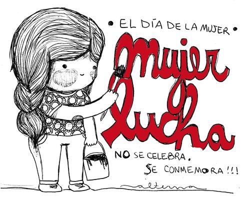 Día de la Mujer by alterna ►