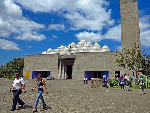 Catedral Neuva Managua