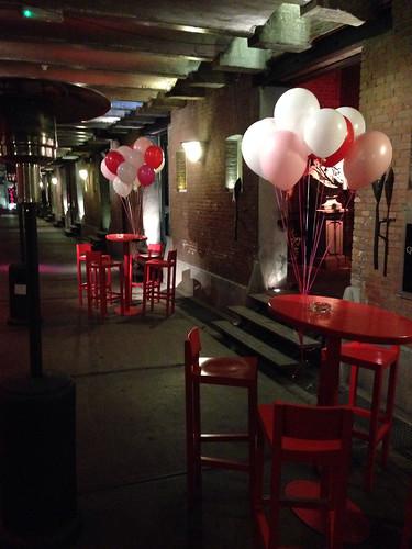 Heliumballonnen Valentijnsdag Pakhuis 15 Rotterdam