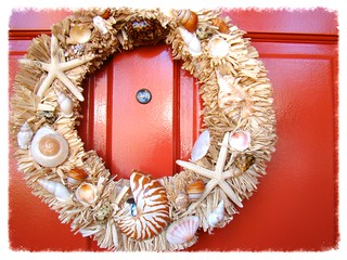 Wreath for the door