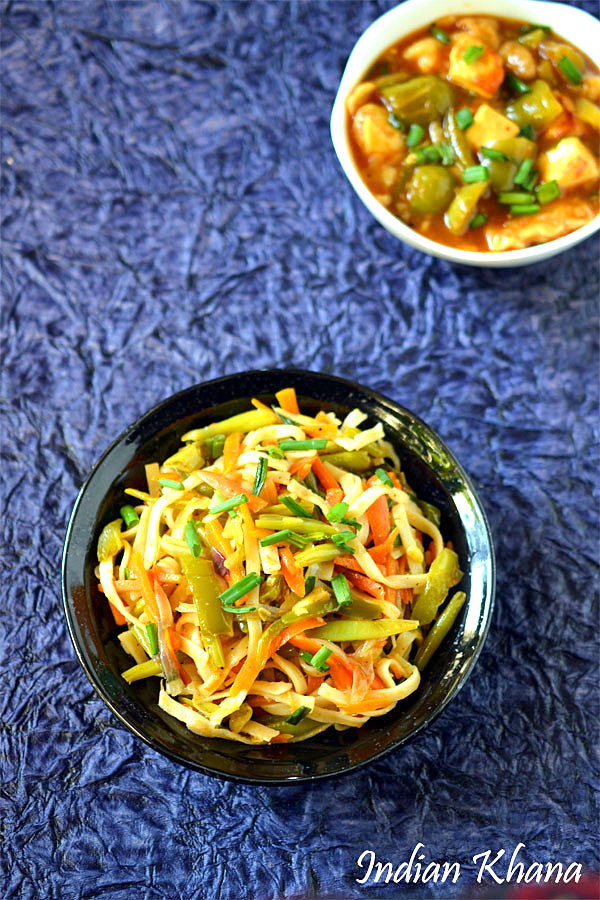 Vegetable-Hakka-Noodles-Recipe