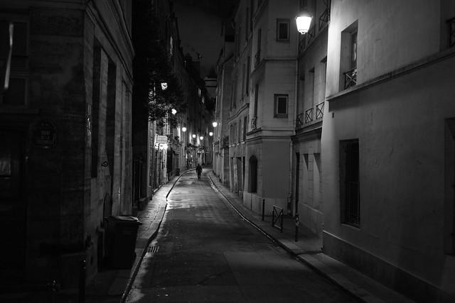 Rue de Bièvre ~ Paris, France