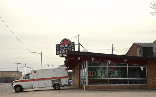 coffee sunrise island illinois cafe famous diner ambulance mexican american donuts springfield coney paramedic ems emilios
