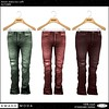 KMADD Moda ~ STEVIE Jeans (no cuff) ~ AUTUMN