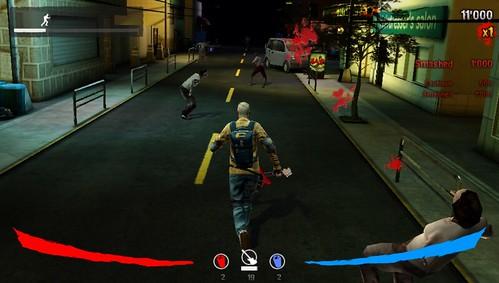Z-Run для PS Vita — геймплейное видео и подробности