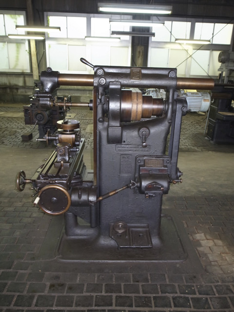 Universal Milling Machine By Brown Amp Sharpe Mfg Co Flickr Photo Sharing