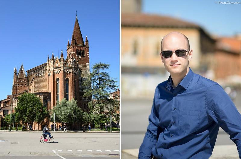 san fermo Verona church