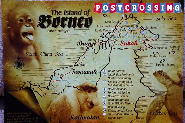 Sabah - Sabah Map V2