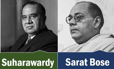 Suharawardi Sarat Bose agreement formula bengal pact