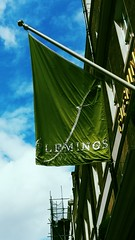 #spring #newflag #flemingsmayfair #luxuryhotel #mayfair #hotelinmayfair