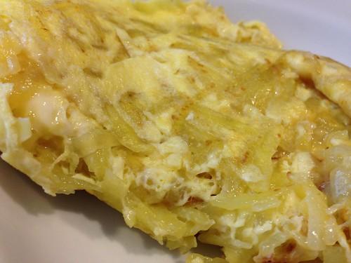 IMG_2453 Fresh potato omelette