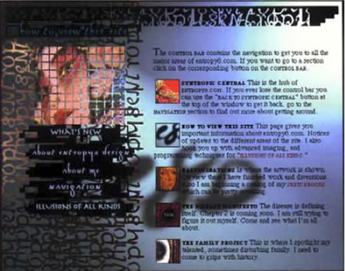 Diseño Web y Grunge