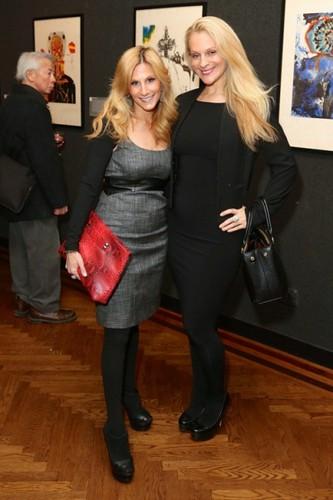 Randi Schatz, Consuelo Vanderbilt Costin==.Dali: The Golden Years==.The National Arts Club, NYC==.February 04, 2015==.©Patrick McMullan==.photo - J Grassi/PatrickMcMullan.com==.==