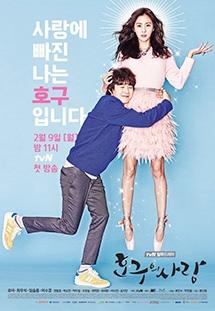 Chuyện Tình Chàng Ho Goo - Ho Goo&#39s Love (2015)