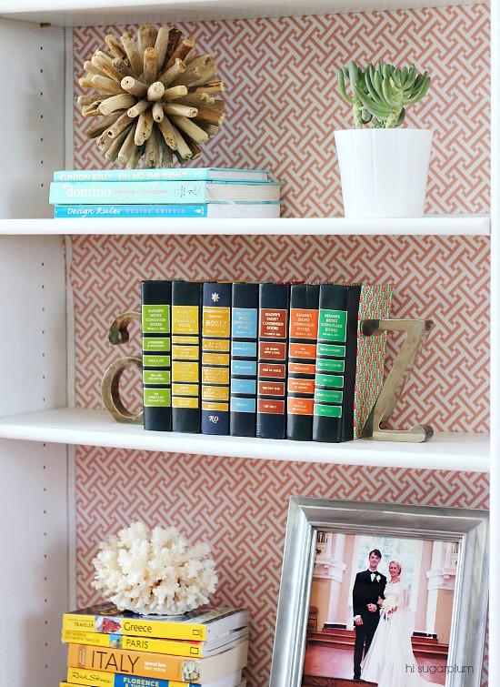 Hi Sugarplum   Colorful Living Room