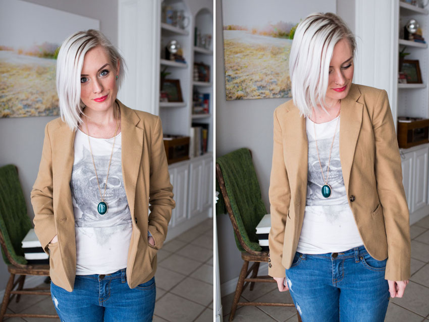 what i wore :: back at it | indiejane photography