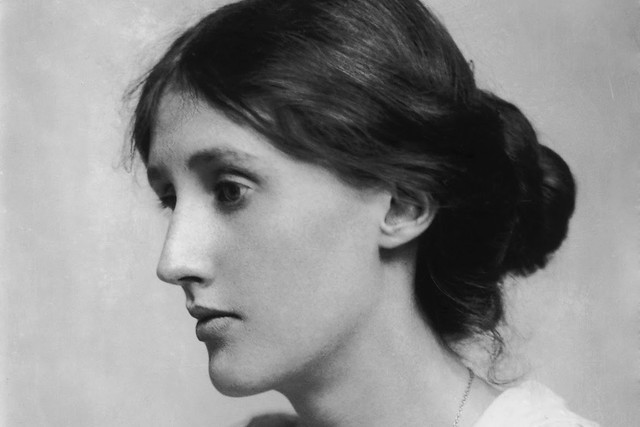Virginia Woolf by George Charles Beresford, 1902. Photo courtesy WikiMedia Commons