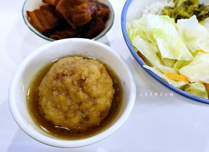 15 板橋古早味美食成昌食堂排骨飯獅子頭飯焢肉飯