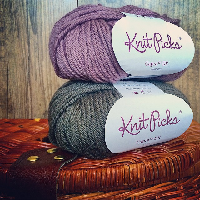 Can hardly wait to get these on needles.