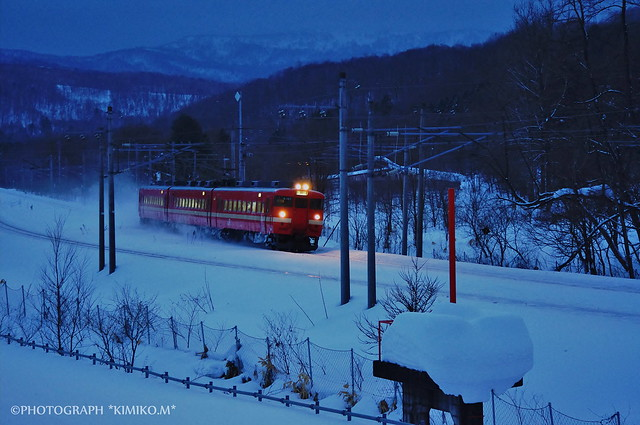 赤電車 2015.2.15 2195M