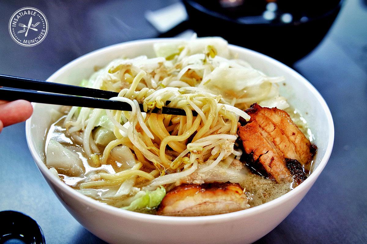 Sumo Ramen Noodles from Ramen O-San