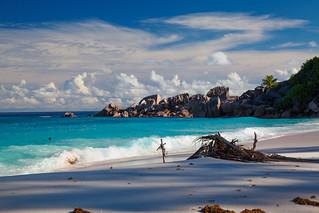 Petite Anse の画像. seychelles ladigue petiteanse