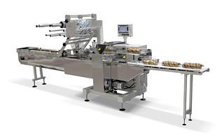 Упаковочный автомат для хлеба