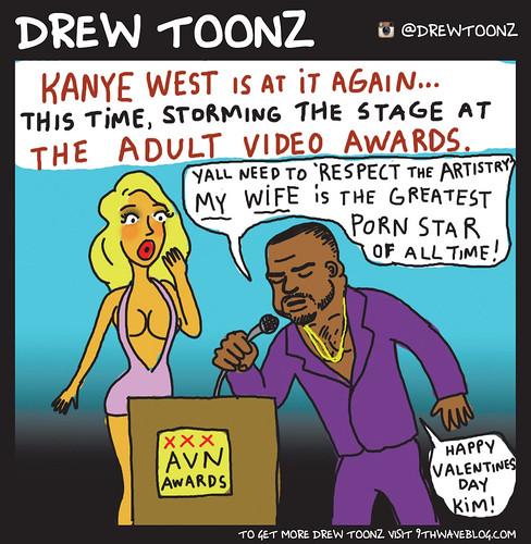 18.35 Drew Toonz Kanye West