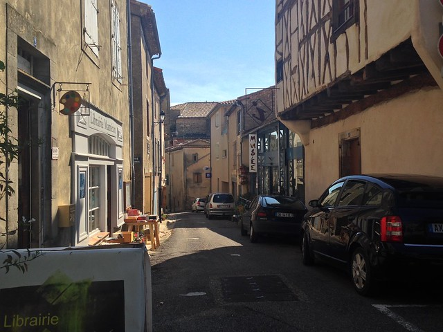 Downtown Montolieu