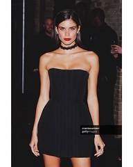 .@SaraSampaio @Balmain @GildedLilyNYC @VogueMagazine #MetGala #ManusxMachina #CostumeInstitute #Fashion #AfterParty #NewYork @MetropolitanMuseum @GettyImages @GettyFashion @GettyEntertainment #Nikon #D4s #VSCOCam #04 #HSDailyFeature #TheStewartofNY