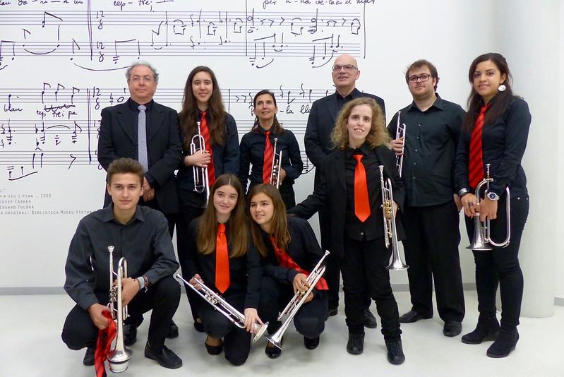 La Banda dirigida per Jacob de Haan