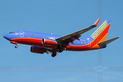 Southwest Airlines Boeing 737-76N N7703A