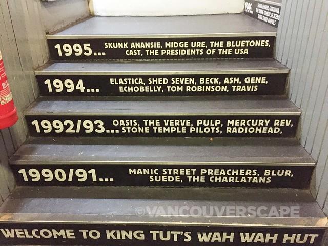 Glasgow/King Tut's Wah Wah Hut