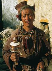 Indien, Trekking in Ladakh mit Nubra Valley. Foto: Bruno Baumann.