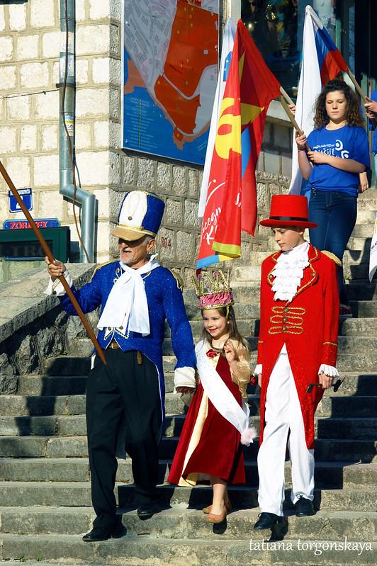 Капо и принцесса карнавала