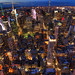 New York Blue Hour by Brandon Godfrey