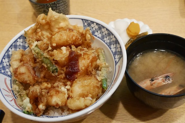日, 2016-05-29 21:54 - 天ぷら 黒川