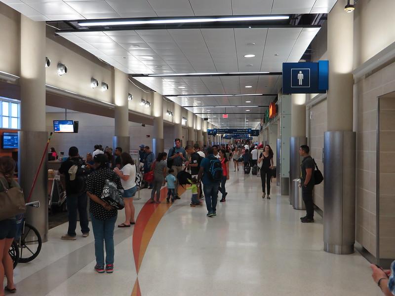 San Antonio International Airport, San Antonio, Texas