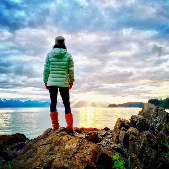 Back Into the Wild! So excited for our Annual Alaska Retreat starting tomorrow.  ~ a world away from the everyday ~  photo: Alaska Retreat • 2015 #Alaska #NatureLife #InsidePassage #endlessSummerLight #EmbraceNature #shamanism #wanderlust