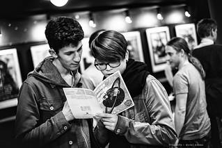 Pecha Kucha night vol.8 - 13.4.2016 (foto: Michal Kobrle)