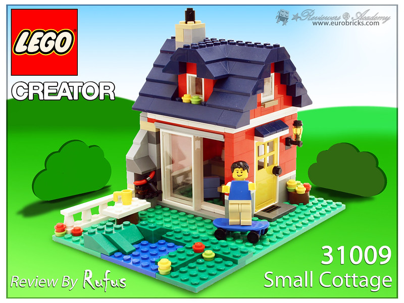 Review Creator 31009 Small Cottage Special Lego Themes