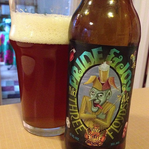 Three Floyds Pride & Joy Mild Ale