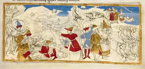 017-Bucolicon-Georgicon-Aeneis-1450-1460- Biblioteca Riccardiana de Florencia