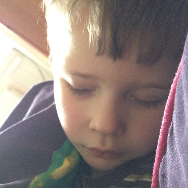 Just as well you're so cute, wee man! #3amwakeup #autism #sleepdisorders #asd #sleeppoblems